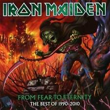IRON MAIDEN FROM FEAR TO ETERNITY: THE BEST OF 1990 - 2010 CD