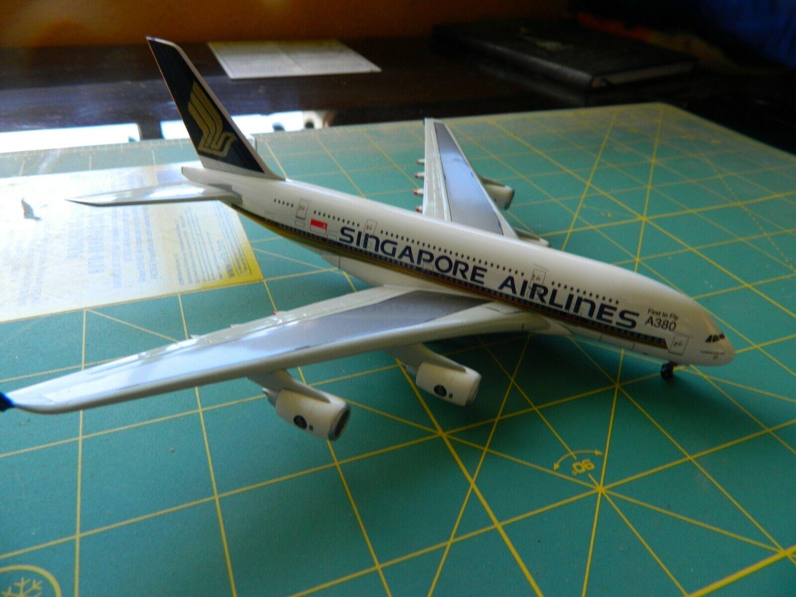 60% de descuento 1 400 Singapore Airlines Airlines Airlines A380  tienda de bajo costo