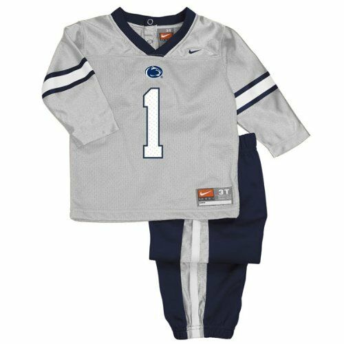 6-9 Months Penn State Nittany Lions Nike Kid/'s Football Jersey and Pants