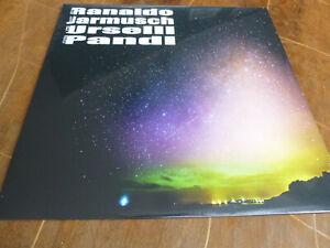 Lee-Ranaldo-Jim-Jarmusch-Marc-Urselli-Balazs-Pandi-s-t-LP-Vinyl-Neu-amp-OVP
