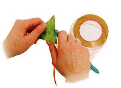 "Glastar Hand Foiler 3/16""  Helps center foil when foiling.  Handy Tool  - Handee"