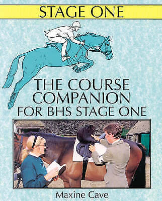 1 of 1 - The Course Companion for BHS Stage One by Maxine Cave (Paperback, 2000)