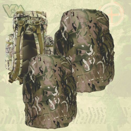 ORIGINAL ARMEE RÜCKSACKBEZUG BEZUG REGENBEZUG OUTDOOR RUCKSACK JAGEN ANGELN NATO