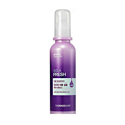 The Face Shop Jewel Therapy Aqua Fresh Hair Essence Aloe & Hyaluronic Acid 120ml