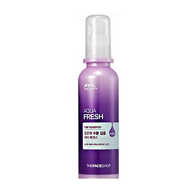 The Face Shop Jewel Therapy Aqua Fresh Hair Essence Aloe & Hyaluronic Acid 120ml
