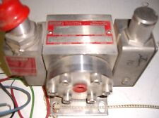 Static O Ring Pressure Switch, Model # 102AD-EF912-P1-CIA-TT,Explosion Proof