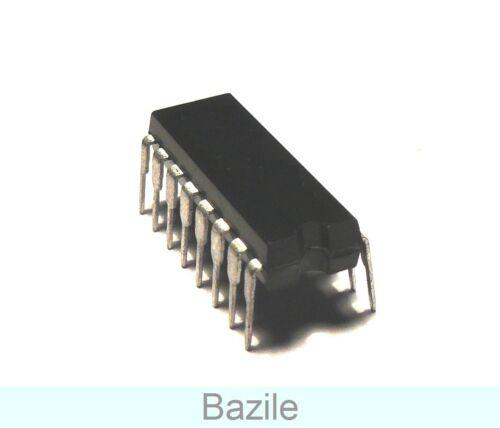 = CD4015 Double Registre a decalage 4 bits HEF4015BP CM4015