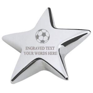 Football United FC Bureau Presse-Papier Gravé DjScr0Bk-09154315-193103287