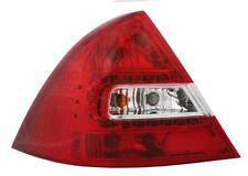 Back Rear Tail Lights Lamps Ford Mondeo Mk3 Saloon Hatch 00-05 LED Red-Clear