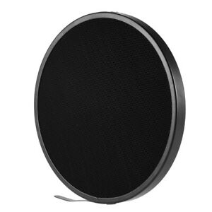 Photo Studio 168mm 10 Degree Honeycomb Grid for 7 Reflector Diffuser Black