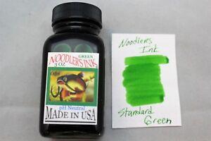 NOODLERS-INK-3-OZ-BOTTLE-STANDARD-GREEN