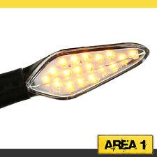 LED Blinker Aprilia RSV 1000 Mille R//Mille SP E-Gepr/üft // 2St/ück B6