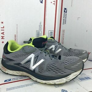 Details about New Balance Mens 880V6 Grey Running Shoes M880GG6 Size 11