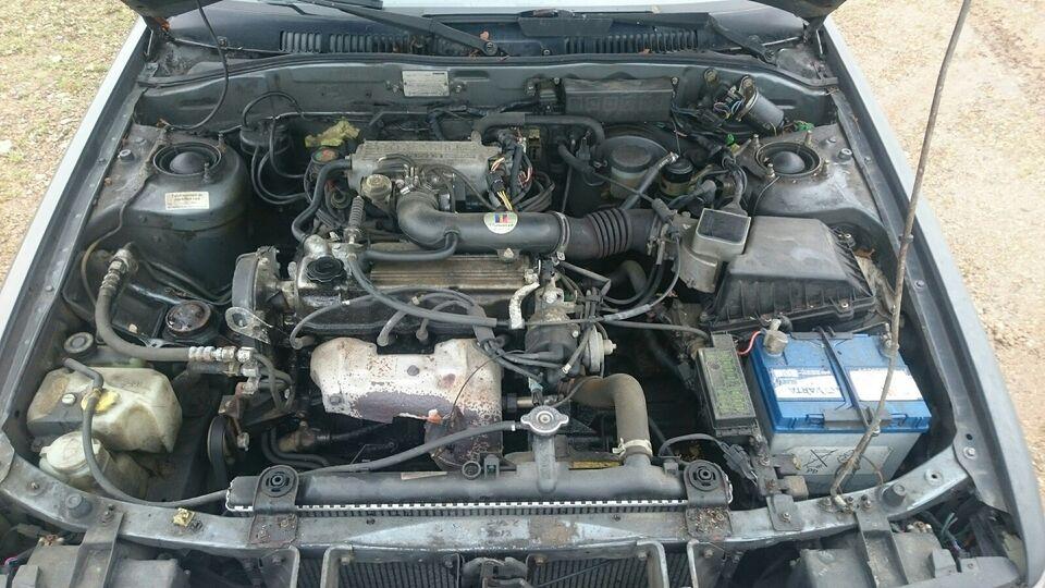 Mazda 626, 2,0 LX, Benzin
