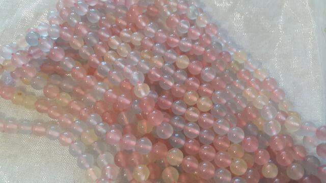 30 Morganiti perline semi-libertà