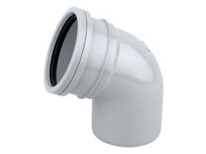 Osma-Soil-Offset-Bend-GREY-WHITE-BLACK-110mm-Single-Socket-4S444G-4S444-67-5-Deg