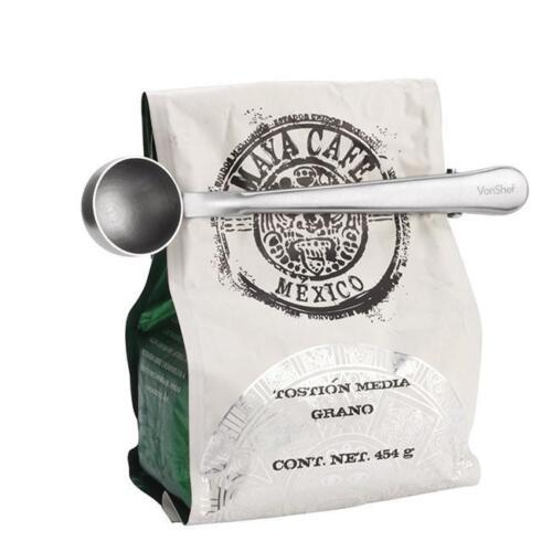 Coffee Scoop Spoon Accessories Tea Multifunctional Dining Stainless Steel Tools