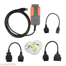 3 in 1 MVCI  Car Diagnostic Tool for VOLVO HONDA TOYOTA
