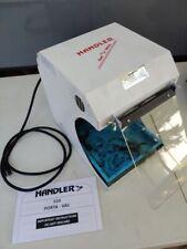 Original Handler Porta Vac Bench Top Dust Collector 550