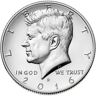 2 Coin Set UNCIRCULATED FROM MINT ROLLS 2007 P/&D JOHN F KENNEDY HALF DOLLAR //