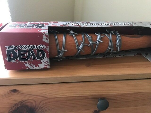 Skybound The Walking Dead Lucille Bat Replica - - - Comic Con SDCC 2016 Exclusive 03c4ae