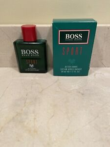 boss sport aftershave