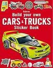 Build Your Own Cars and Trucks Sticker Book von Simon Tudhope (2015, Taschenbuch)