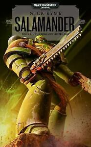 Salamander The Tome Of Fire Trilogy By Kyme Nick 9781844167418 Ebay Tome of fire (warhammer 40,000) ebook: ebay