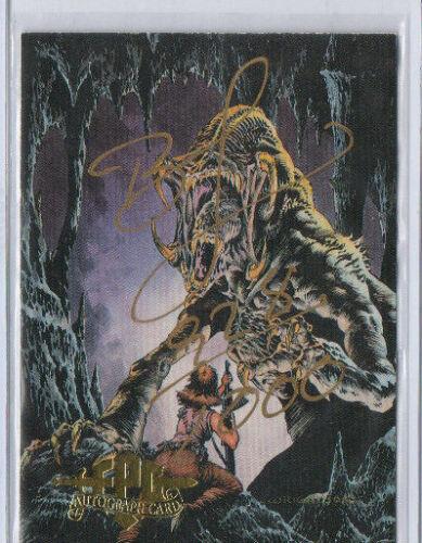 Fantasy Art /& Comic Art Autograph /& Sketch Card Selection NM FPG Comic Images