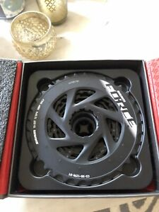 SRAM Force AXS XG-1270 Cassette 12 Speed 10-28t Black For XDR Driver Body D1