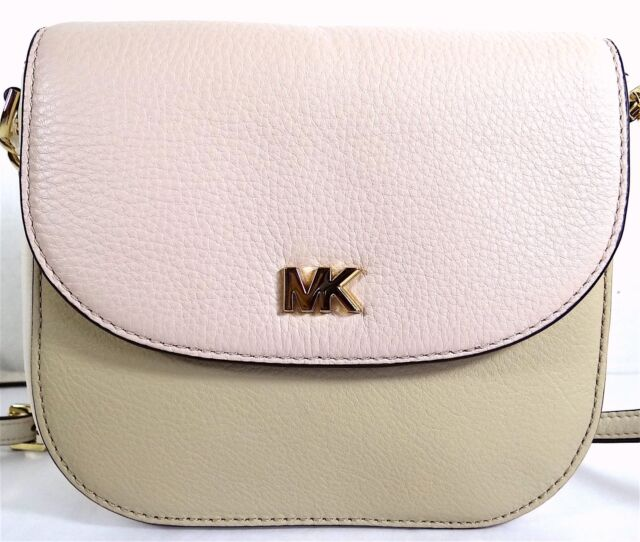 b94a7722d9b3 Michael Kors Half Dome Pebble Leather Crossbody Bag 32s8gf5c0t for ...