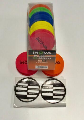 Inova Rig rappeurs//Rig enrouleurs//Pêche en Mer