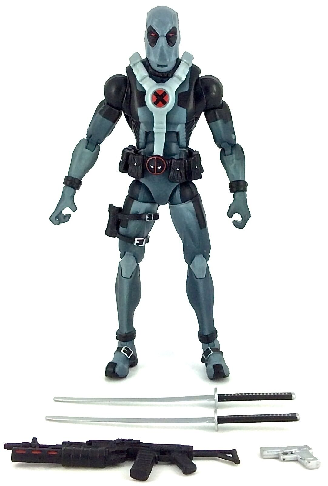 Hasbro Marvel Legends 2013 DEADPOOL (X-FORCE) (ROML SERIES 3) - Loose