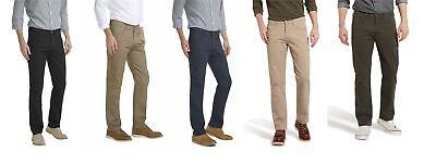 Wrangler Mens Arizona Stretch Straight Leg Trousers/jeans, Multiple Styles Schmerzen Haben