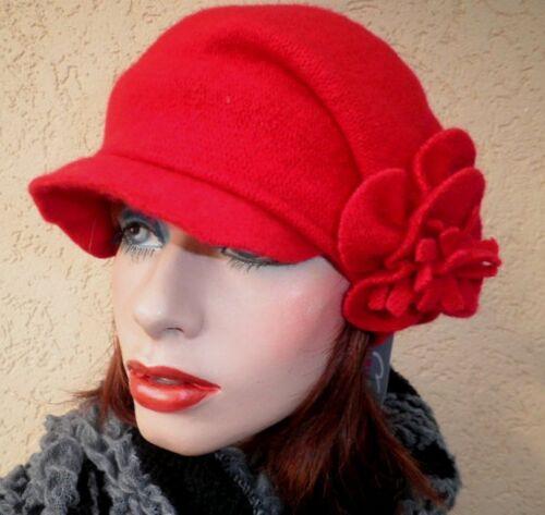 Damen Mütze McBurn Wollmützen Damenmützen Damenhüte Wintermütze Sportlich Schick