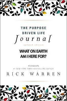 The Purpose Driven Life Journal: What on Earth am I Here For?, Rick Warren, Very