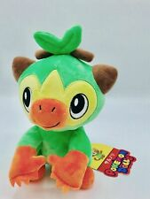 Pokemon Sword and Shield Grookey Soft Plush Toy Stuffed Figure Doll 9 Inch