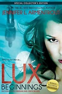 Complete-Set-Series-Lot-of-5-Lux-books-by-Jennifer-Armentrout-YA-Obsidian-Onyx