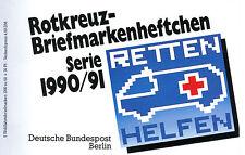 MH Markenheftchen Berlin 1990 / 1991 Nr : 876 ** Rotes Kreuz Rotkreuz MH047