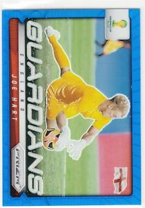 Panini Prizm Copa del Mundo 2014 guardianes #10 Joe Hart