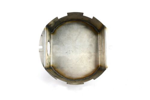 Polished Stainless Steel Exciter End Cover BW2585-POL