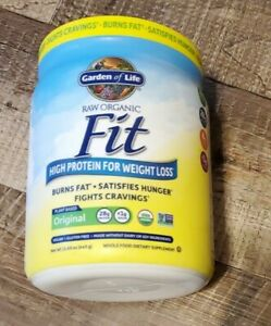 RAW Organic Fit, High Protein for Weight Loss, Original, 15.69 oz