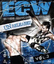 Wwe: Ecw Unreleased - Vol. 3 Blu-ray