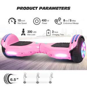 Megawheels E-Balance Scooter Smart Hover Board Elektroroller Elektro Skateboard