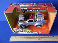 Toy State Road Rippers Muscle Rods silver Pickup 5in