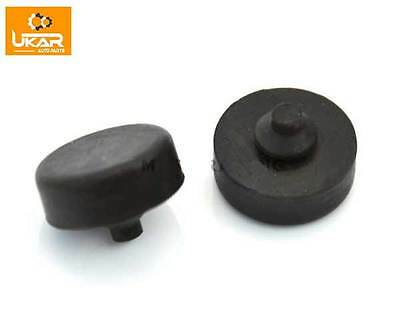 332647 Land Rover Defender Bonnet to Bulkhead Buffer Rubbers PAIR 90 110 130
