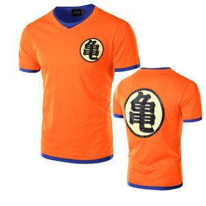 Anime-Dragon-Ball-Z-T-Shirt-Cotton-Son-Goku-Short-Sleeve-Tshirt-Cosplay-Top-Tees
