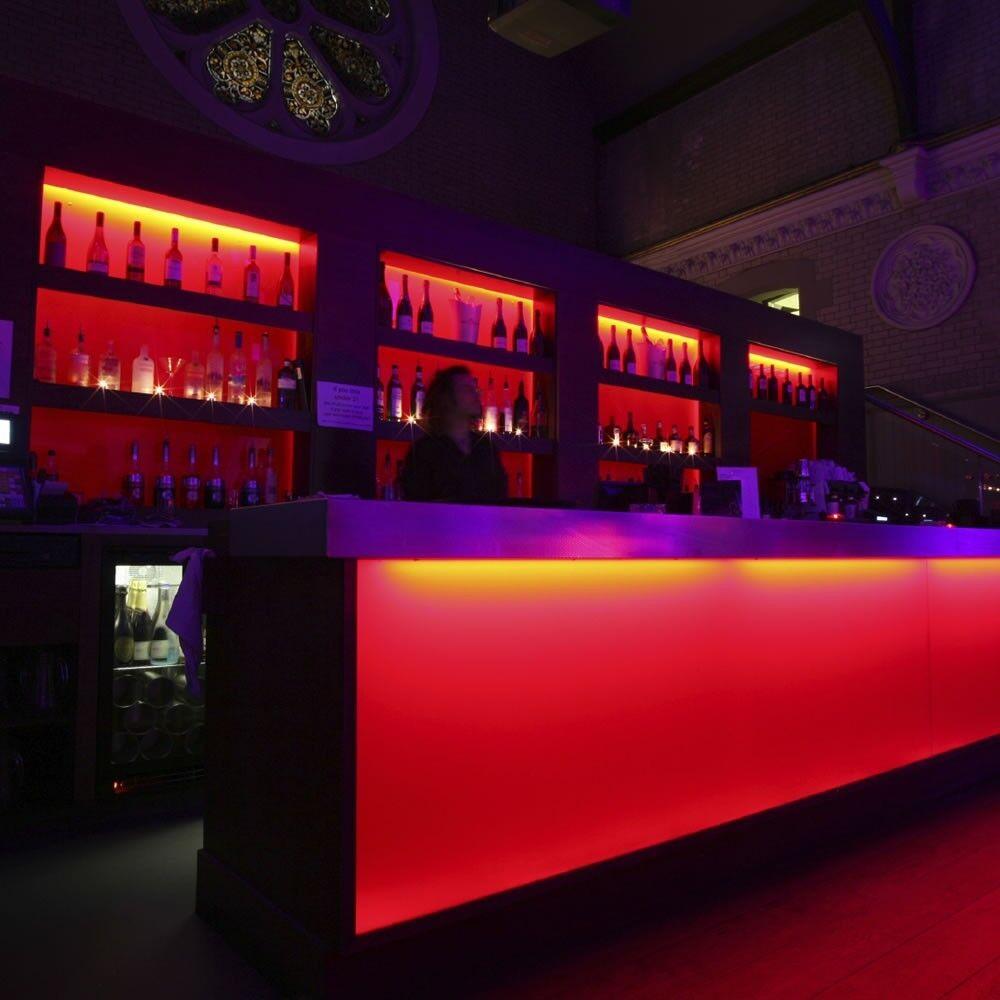 бар с подсветкой фото послужном списке два
