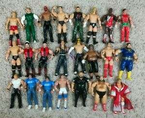 WWE wrestling figure Jakks Pacific WWF effettuare la selezione
