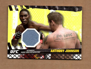 2010-Topps-UFC-Fight-Mat-Relics-FMAJ-Anthony-Johnson-UFC-76